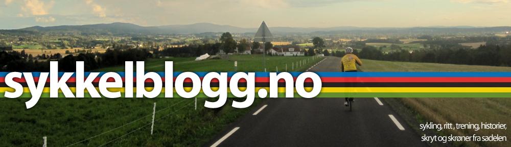 Sykkelblogg