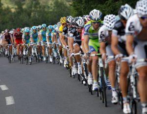 Divisjon - Sykkellag og sykkelritt