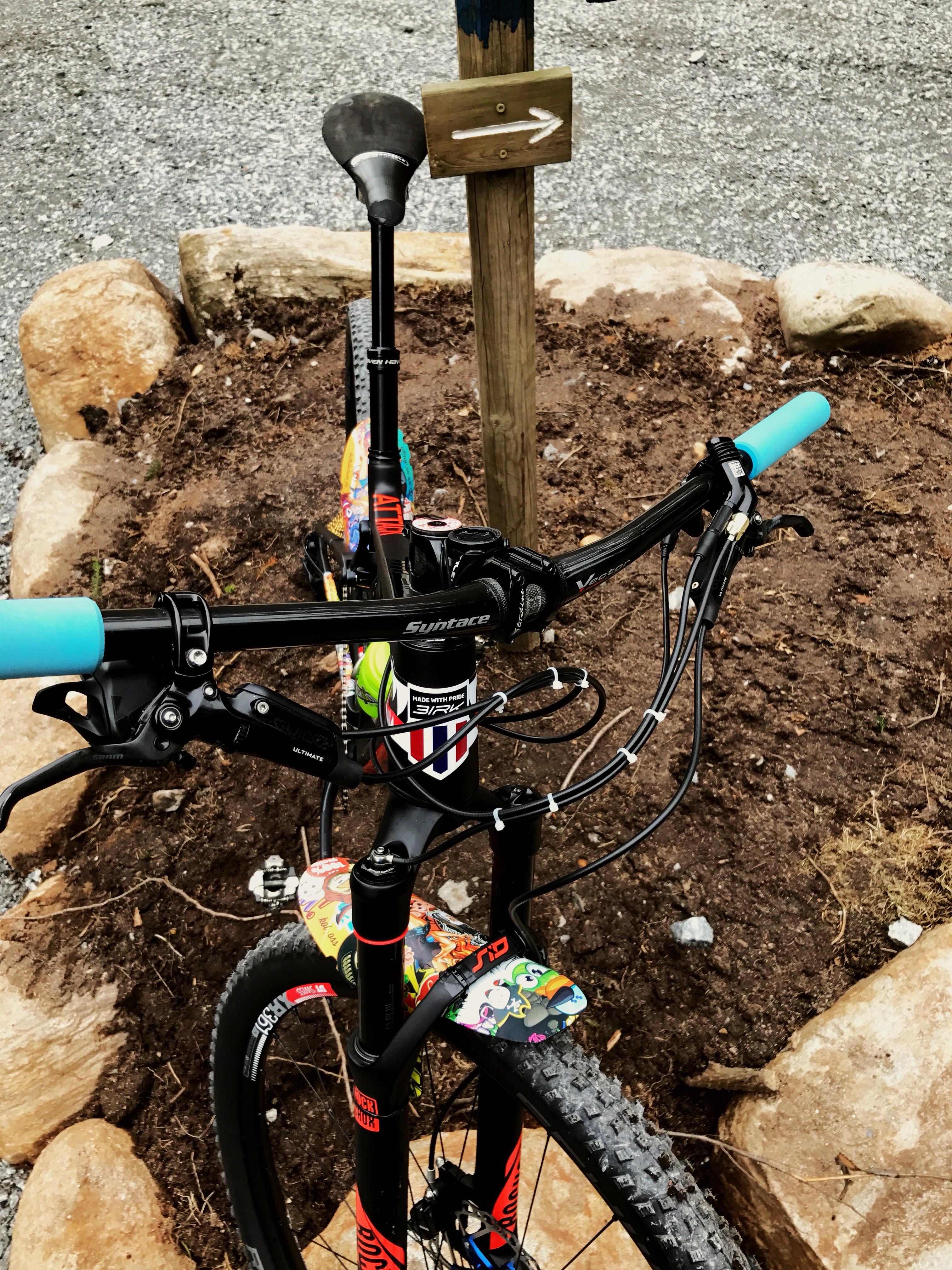 Tips til sykkelkjøp - Marius Andersens valg av sykkel