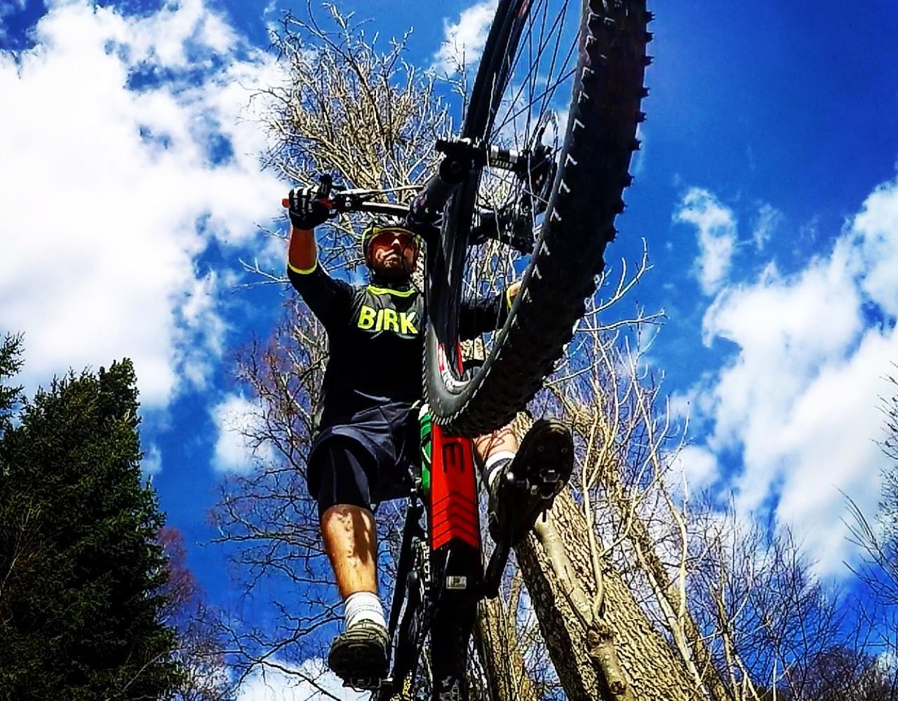 Fulldemper eller hardtail? - Test av fulldempet sykkel