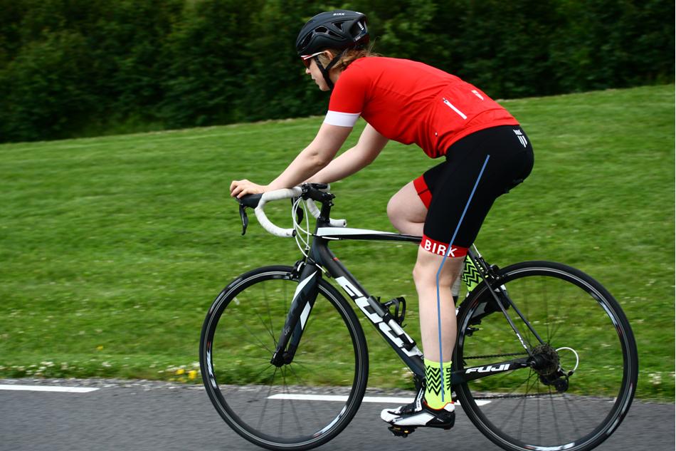 Sykkelsete - Valg og justering av sykkelsete til damer