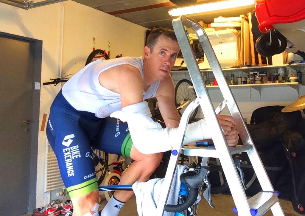 Sykkelskade - Slik kan du trene med skade fra sykling
