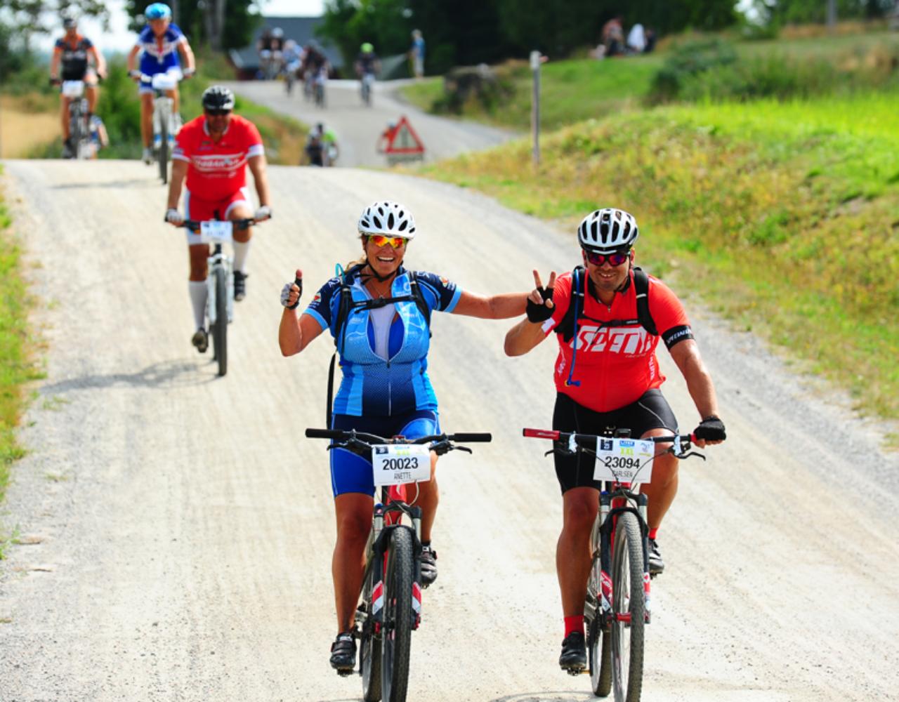 Grenserittet - Tips til gjennomføring av sykkelritt
