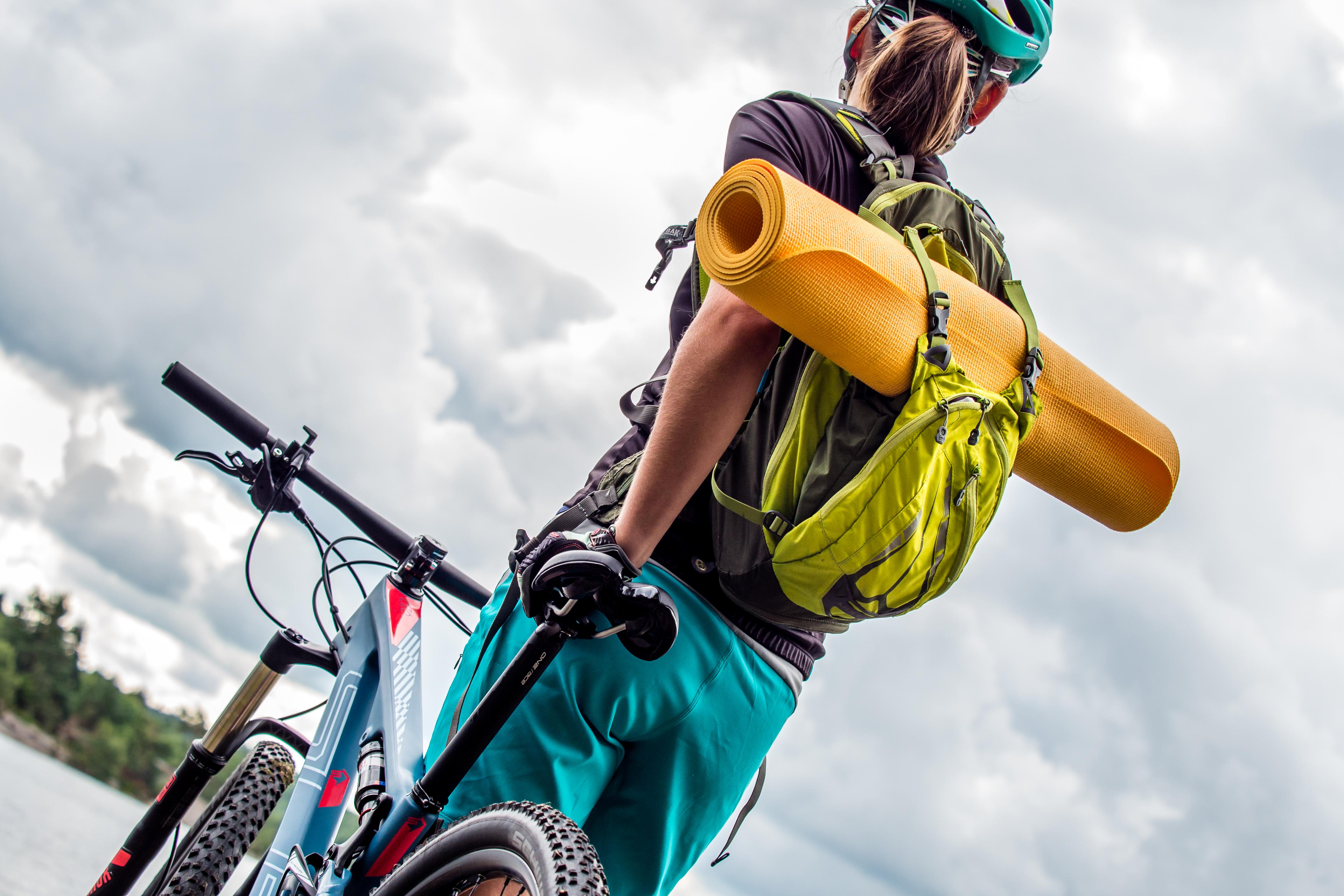 Pakkeliste til lang sykkeltur - Hva bør jeg ha med?
