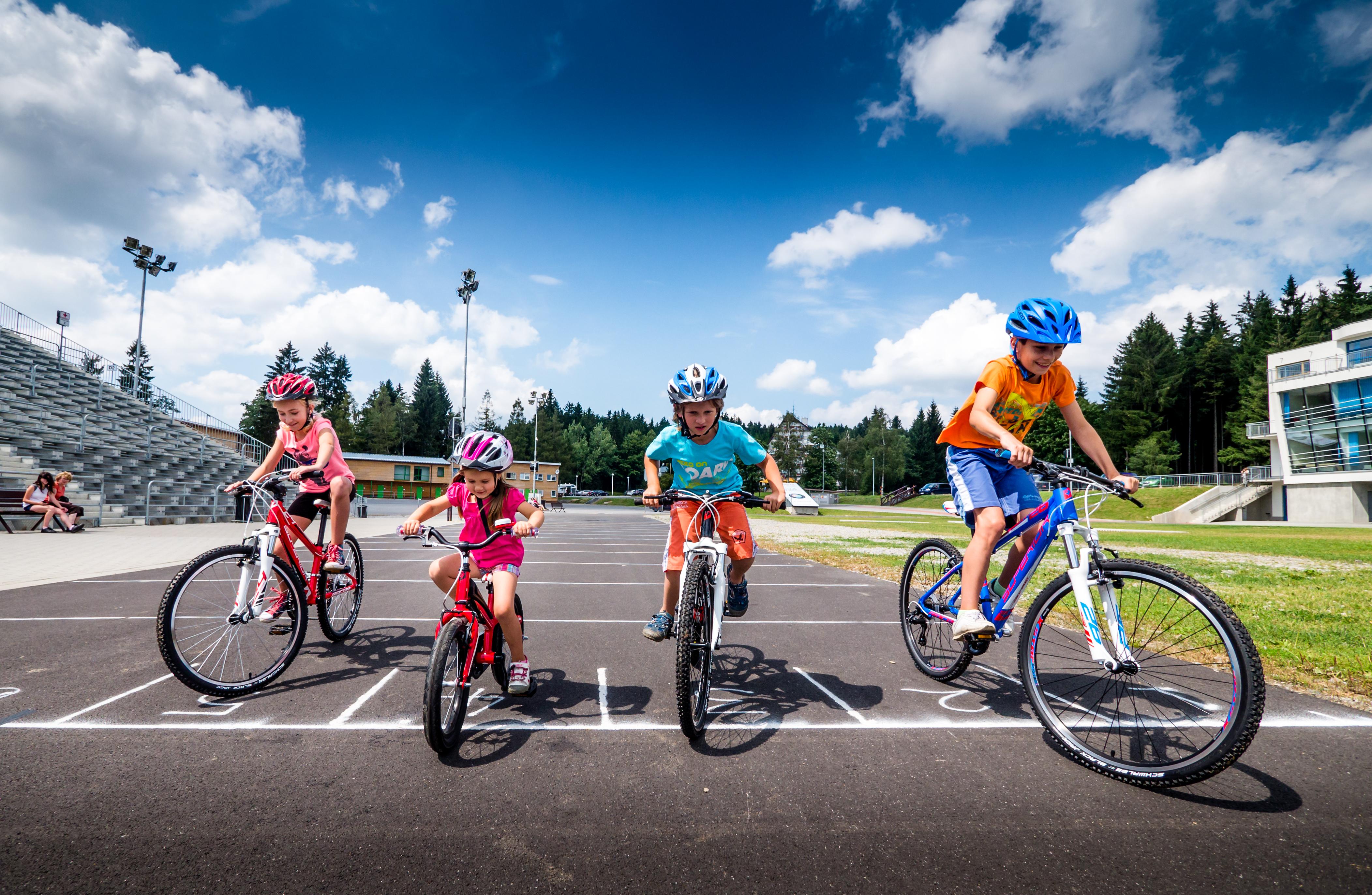Barnesykkel – Nyttige tips ved kjøp av barnesykkel