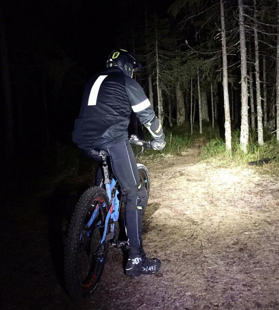Sykkellykt - En helt ny sykkelopplevelse