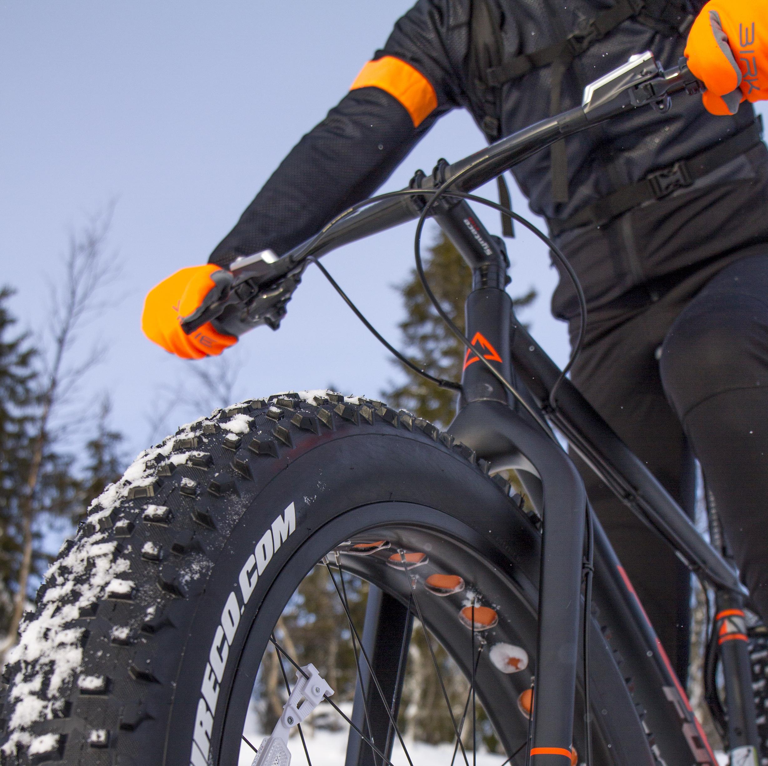 Produktomtale - Sykkeljakke til vår/høst fra Birk