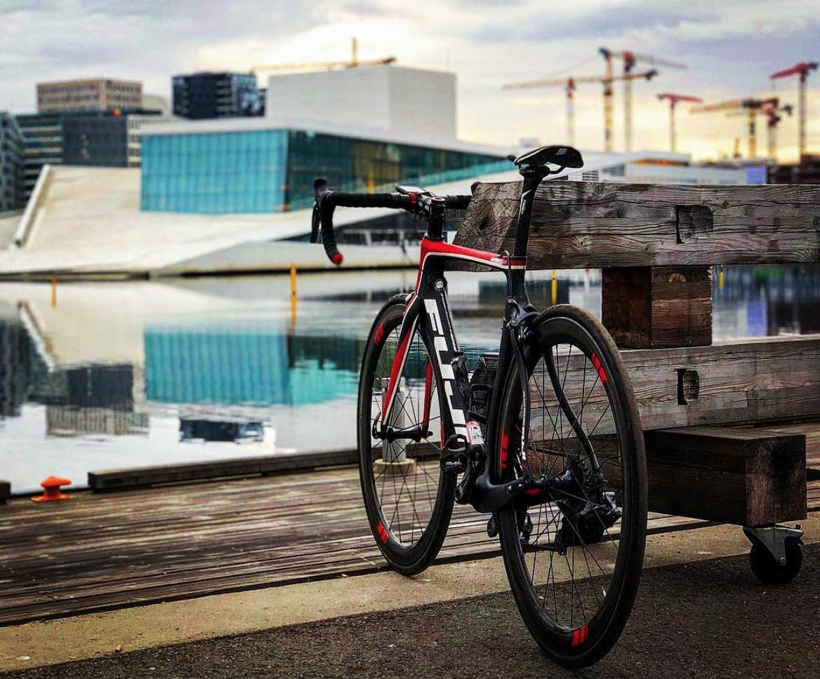 Fuji Transonic DI2 - Den beste landeveissykkelen jeg har hatt