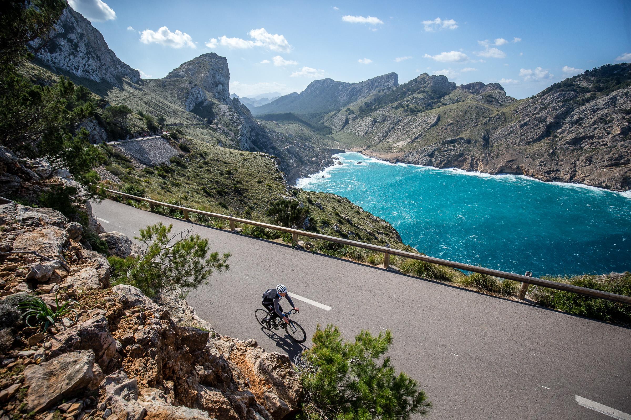 Sykkelferie - Tre fine sykkelruter på Mallorca