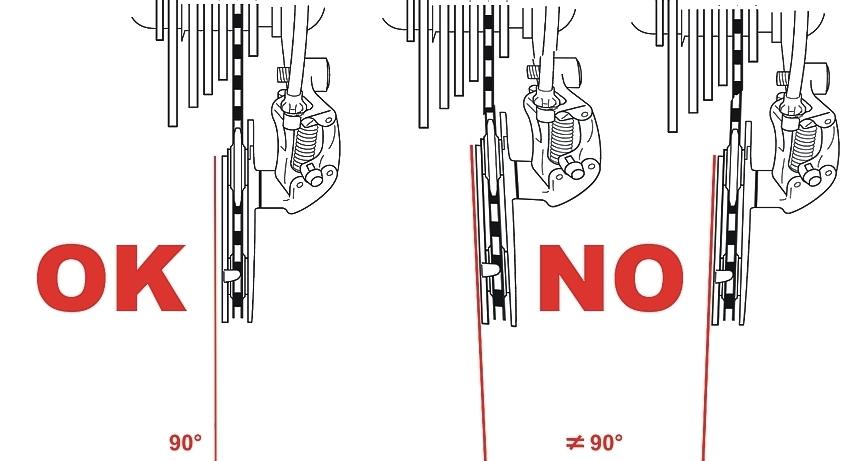 Elektroniske gir - Hvordan justere fram- og bakgir?