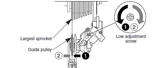 Mekaniske gir - Hvordan justere fram-og bakgir?