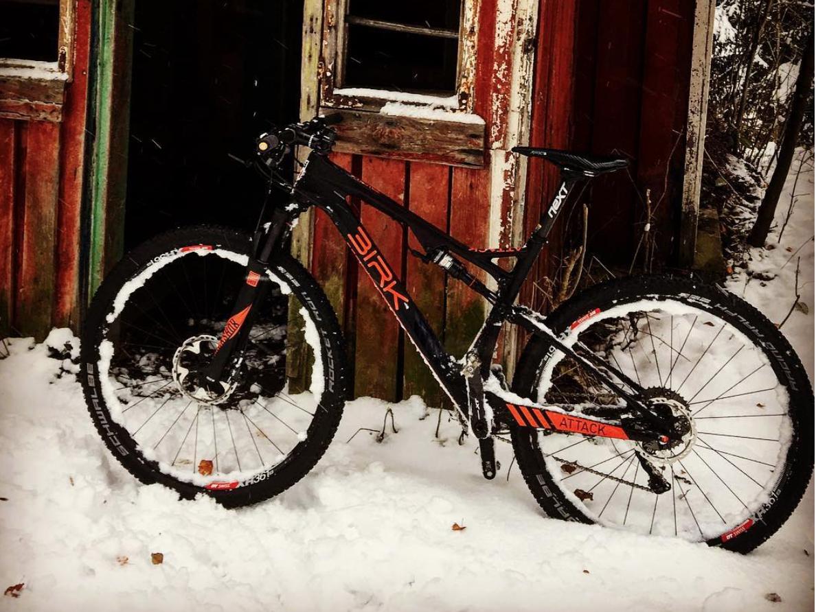 Birk Attack XX12017 -Mitt valg av sykkel med fulldemper