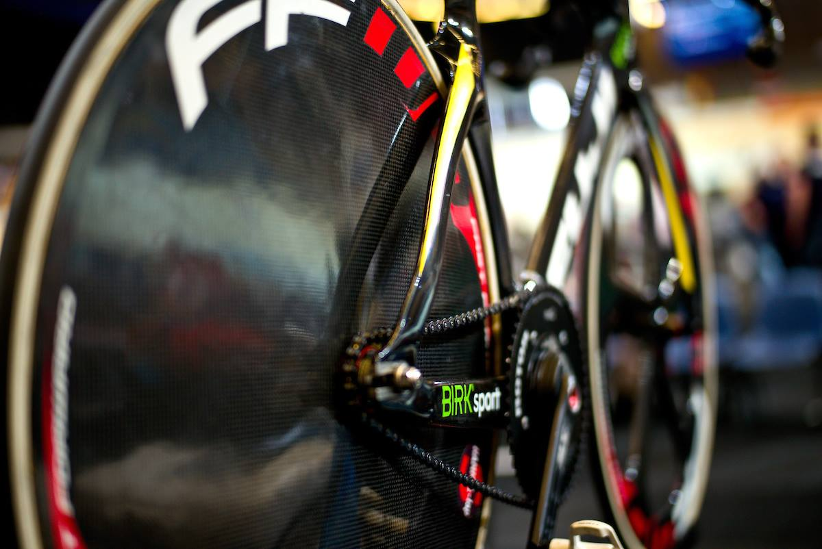 Fuji Track Elite - Sykkelen som ga Anita medalje i verdenscupen