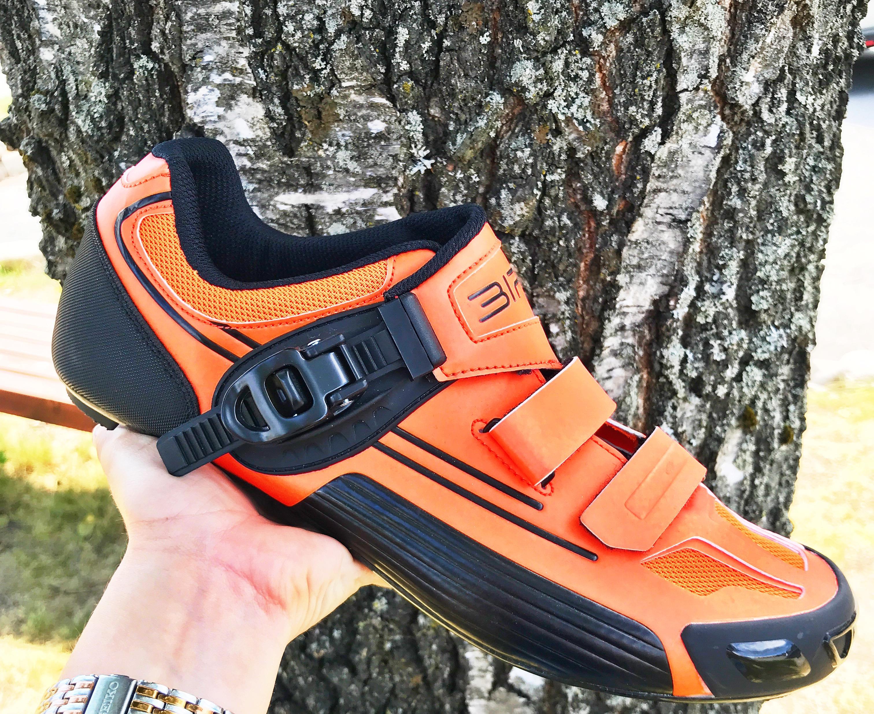 Birk 399 Carbon Landeveissko - Skoen som sikrer 100% passform!