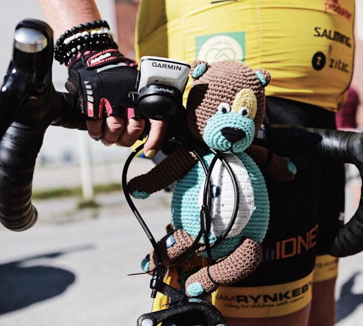 Team Rynkeby sykler for veldedighet - Del 1