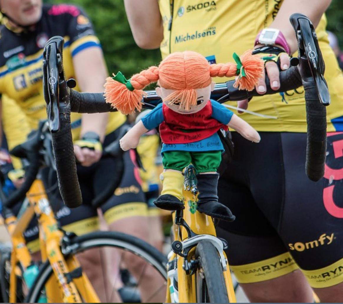 Team Rynkeby sykler for veldedighet - Del 2