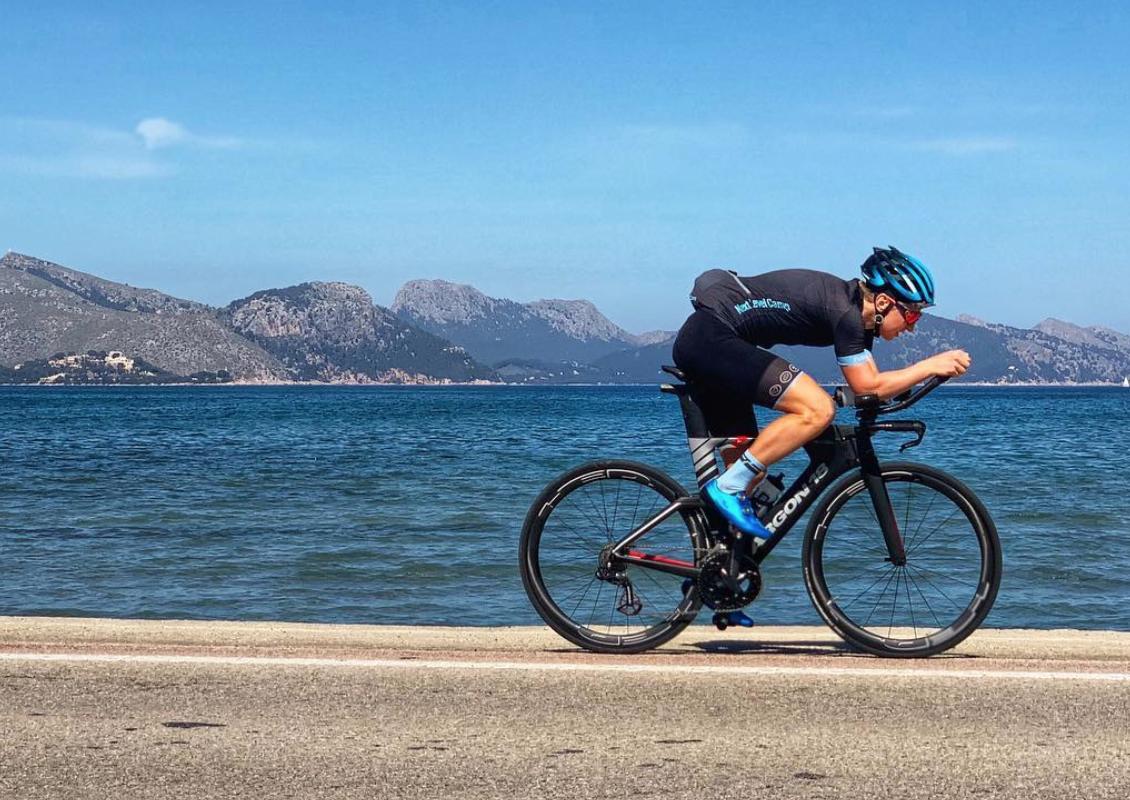 Brick-økt - Slik mestrer du overgangene i triatlon