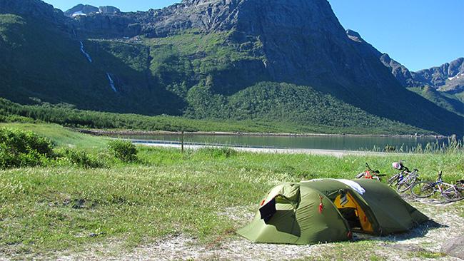 Langtur på sykkel i Norge-en guide til planlegging og gjennomføring