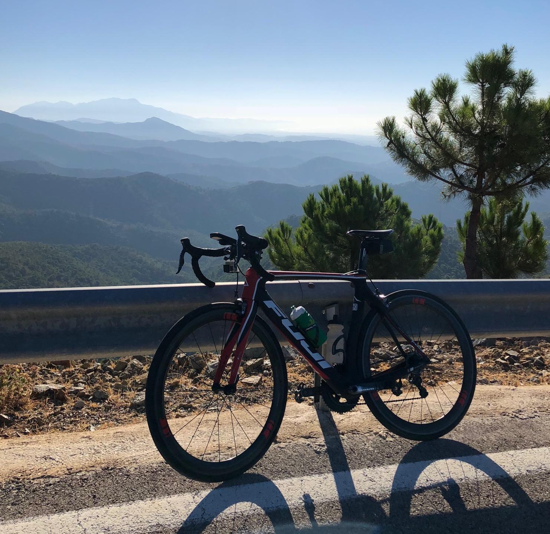 Sykkelferie -To fine sykkelruter i Spania