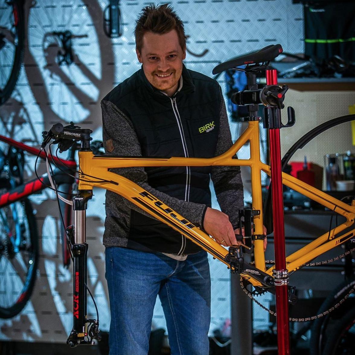 Fagbutikk på sykkel - Få bedre ekspertise i din lokale butikk