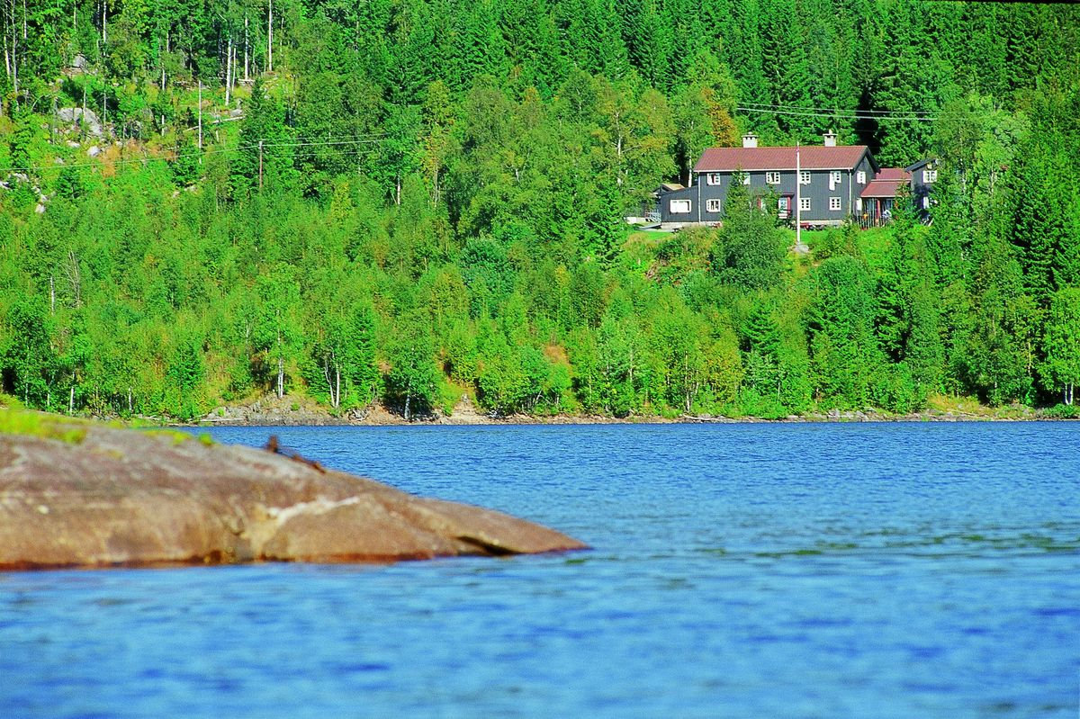 Til Kikutstua fra Maridalen - Grustur i Nordmarka