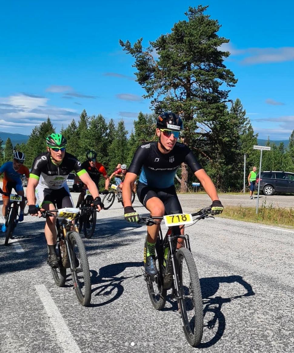Sykkelritt - Forberedelser de siste fem dagene