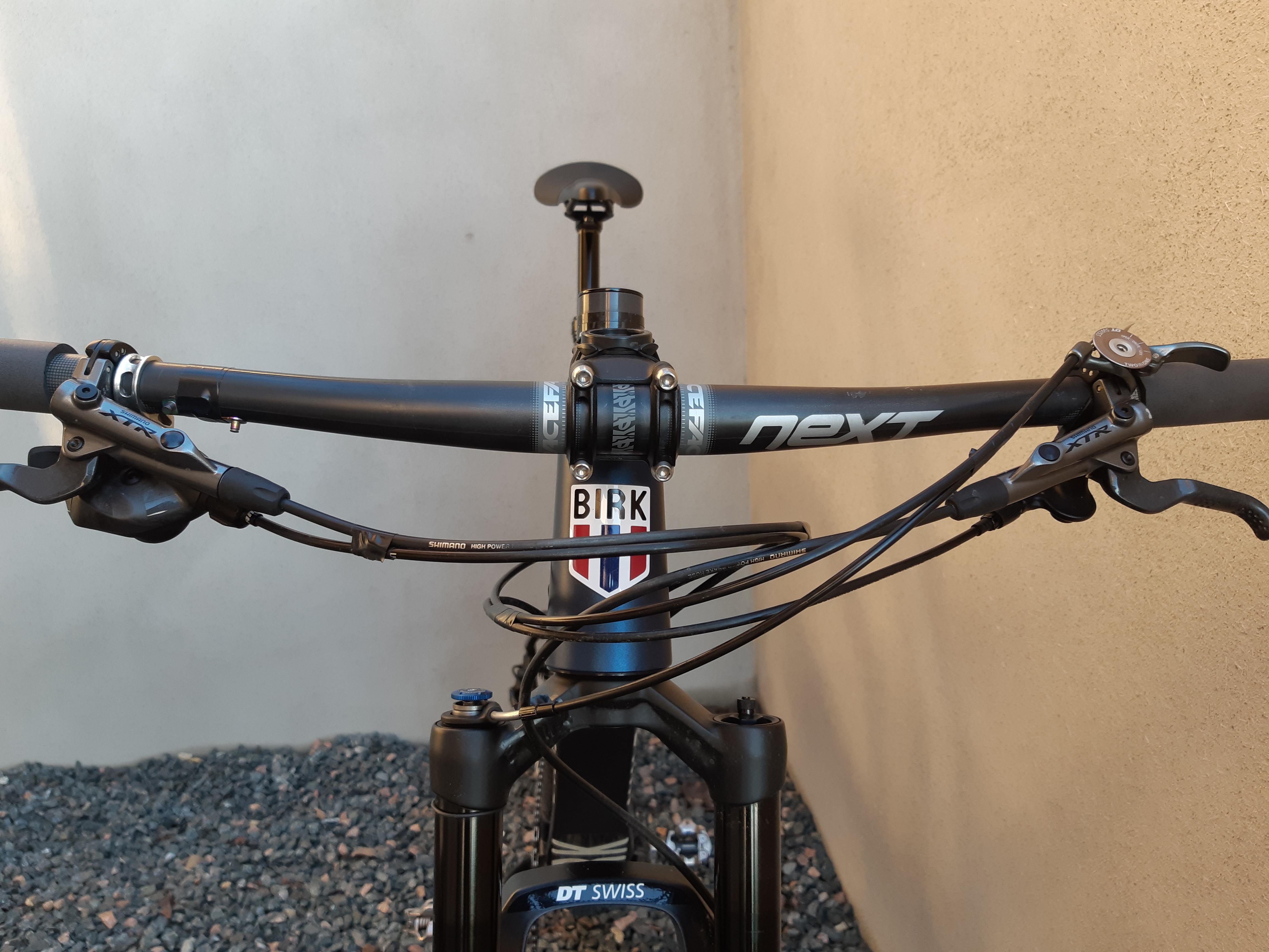 Kabelkjerv på sykkelstyret - Tips til opprydding av hendler og kabler