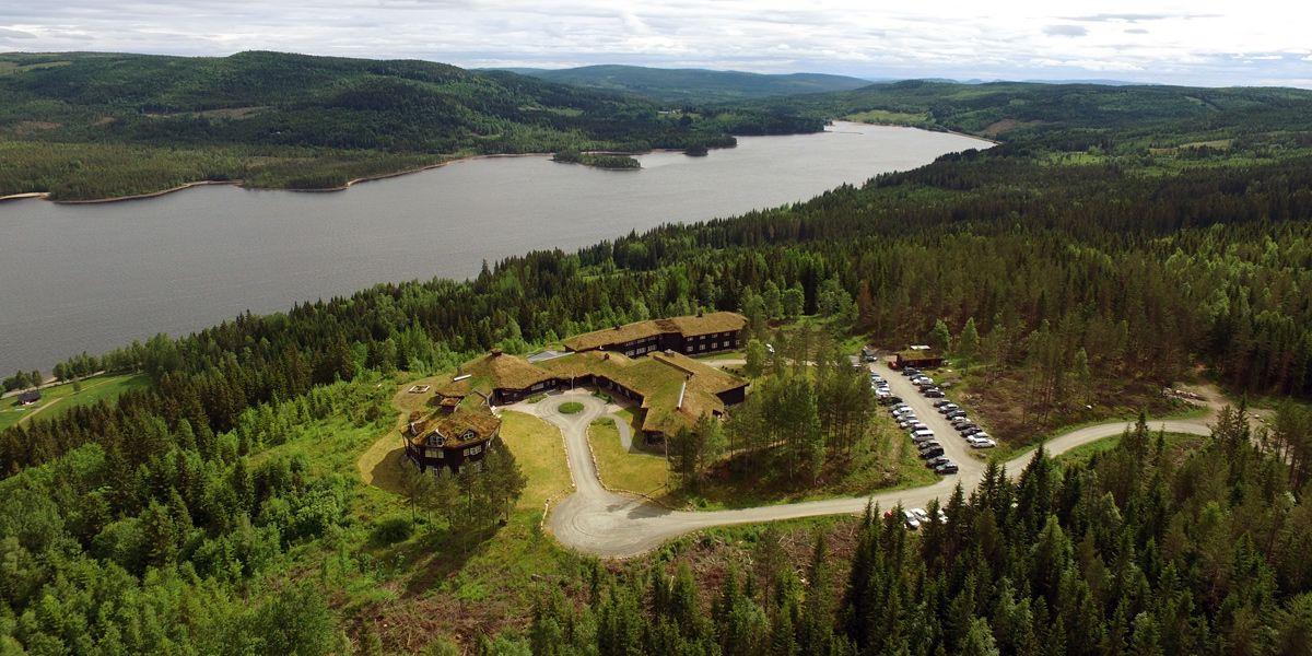 Finnskogen - Eventyrlig grustur med overnatting - Sykkelblogg.no