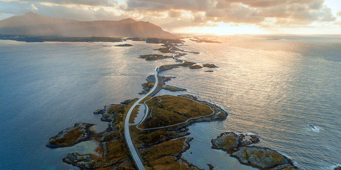 Norgesferie med familien - Fem fine sykkelturer