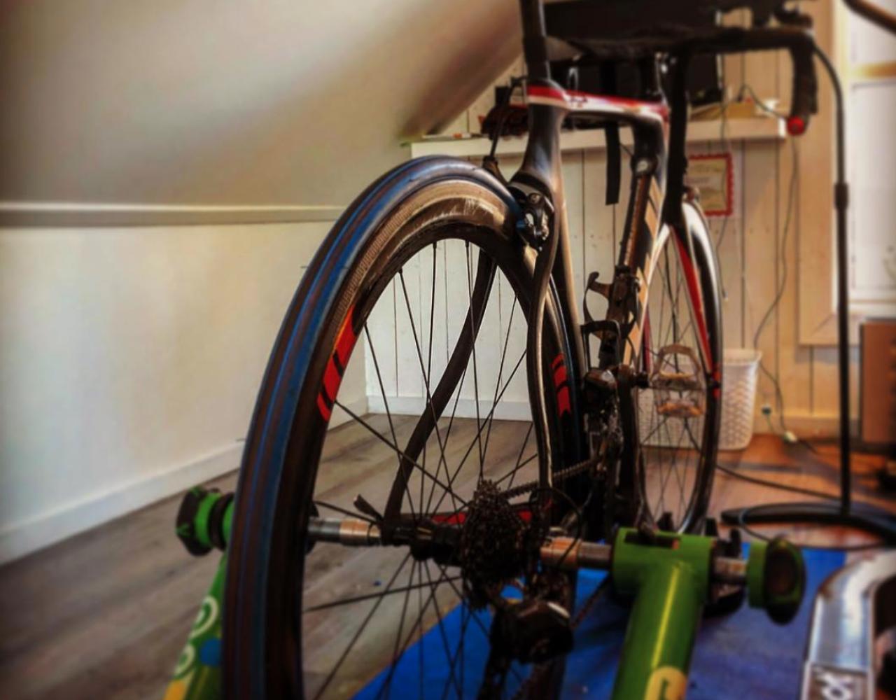Oppbevaring av sykkel på vinteren - Flere smarte løsninger